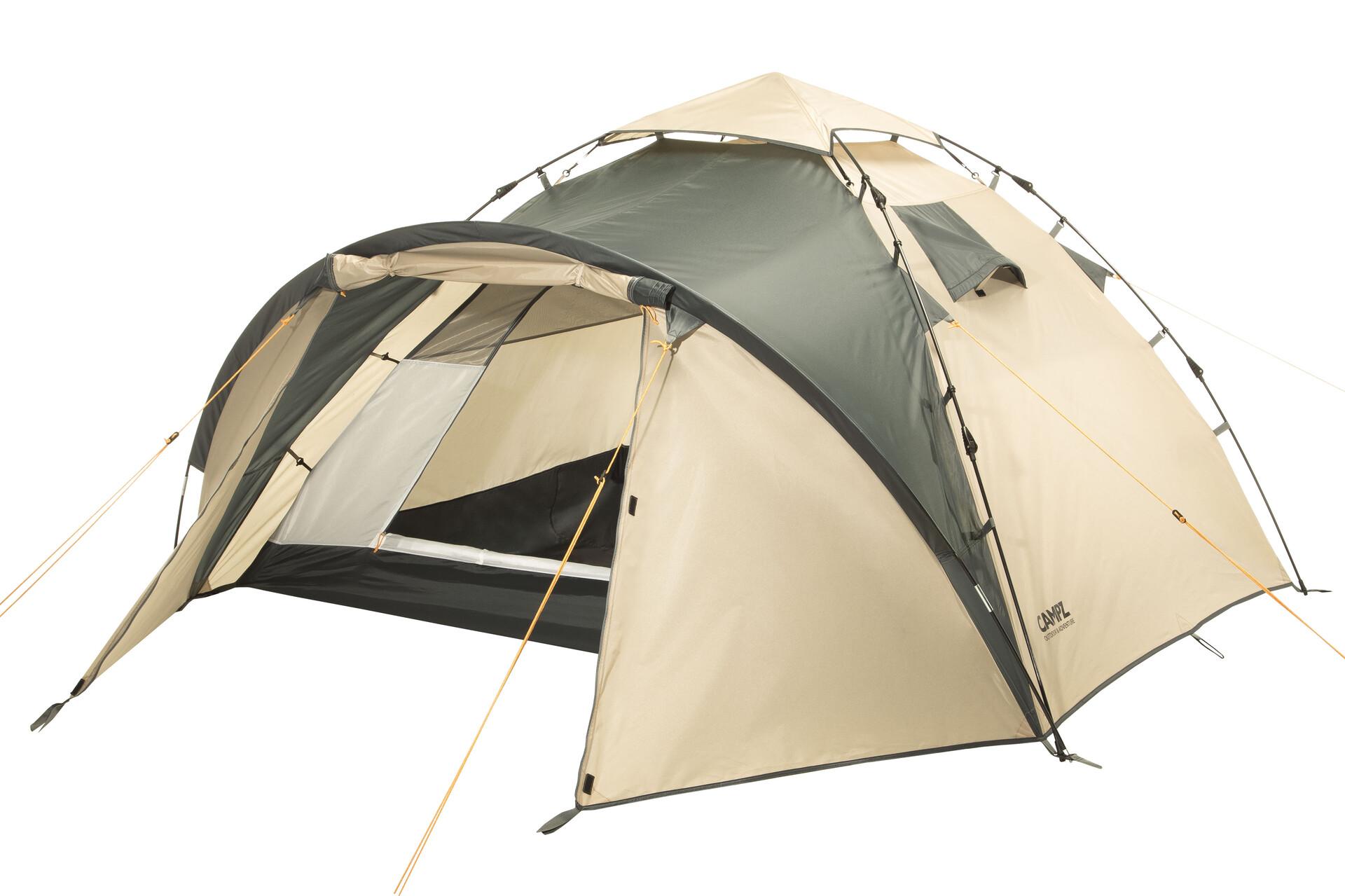 CAMPZ Grassland Plus Plus Plus Tent 3P (2019) dccd27